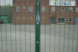 Fencing services in Bridgwater, Somerset.