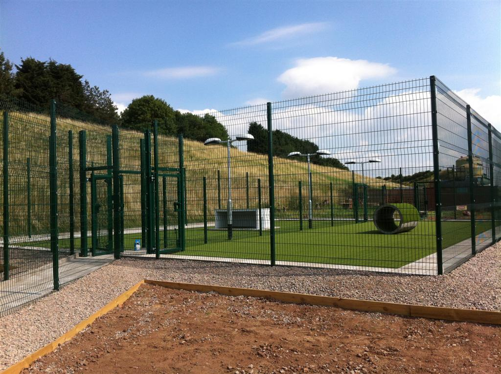 Mesh Fencing Contractors Covering The South West