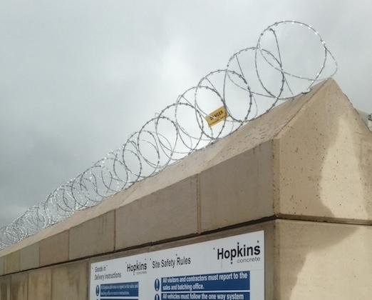Fencing contractors in Somerset.