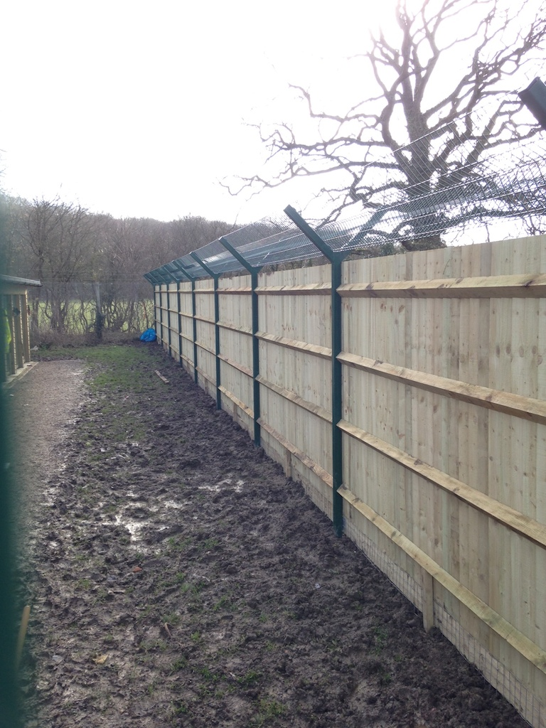 BESPOKE FENCING PRODUCTS SUPPLIED AND INSTALLED IN SOMERSET