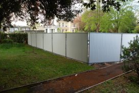 Security fencing services Somerset