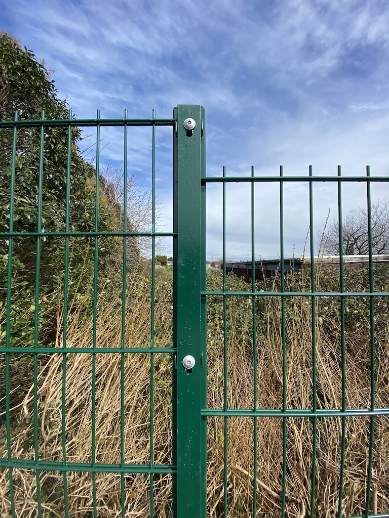 Security fencing contractor services Somerset