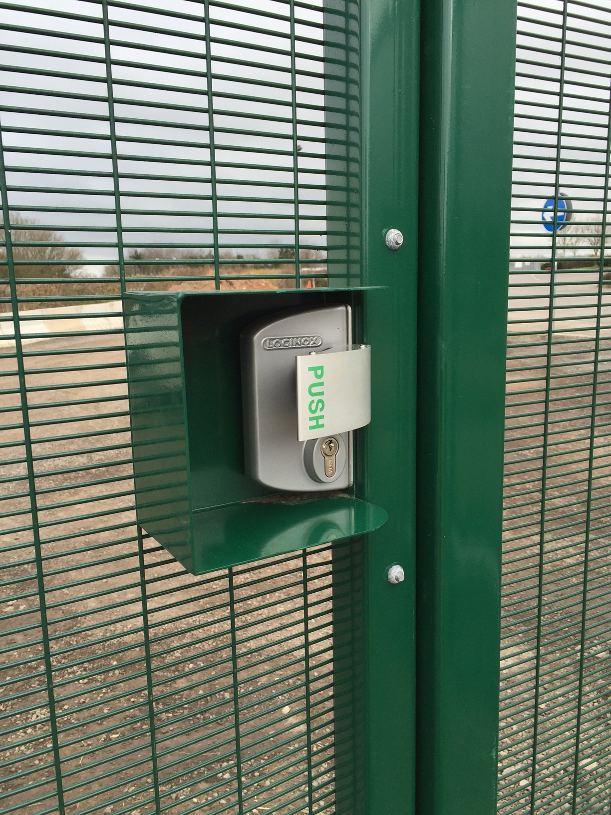 SECURE ACCESS AND EXIT SOLUTIONS FOR GATES