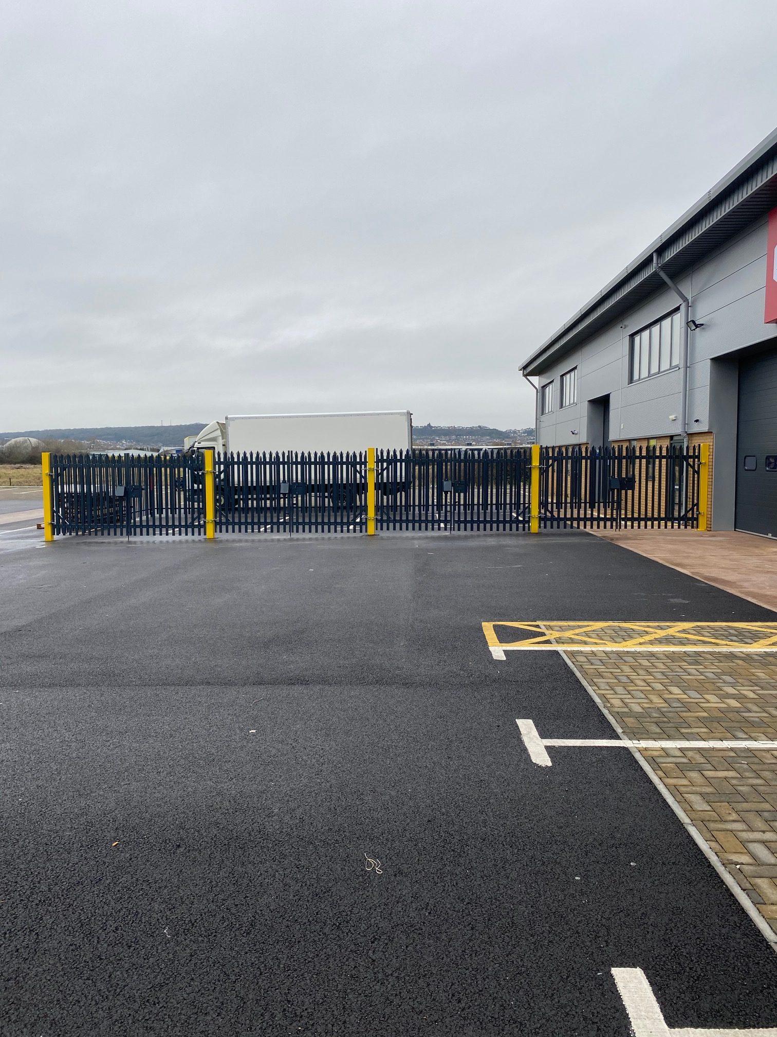 Fencing contractor services in Weston Super Mare