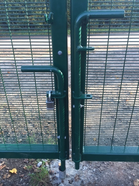 Gate Locking Options Callaghan Fencing Callaghan Fencing