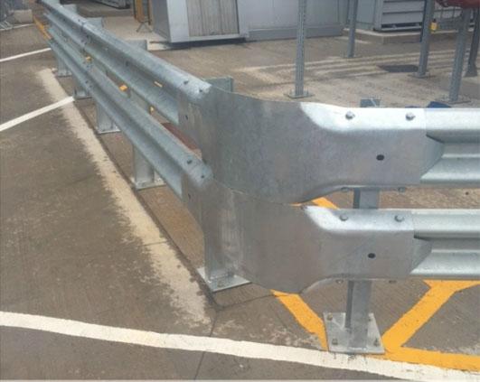 Crash barrier services in Bristol
